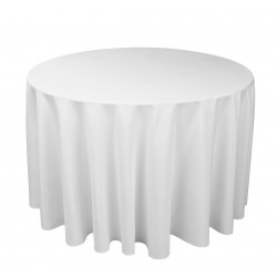 Nappe ronde (22 coloris disponibles)